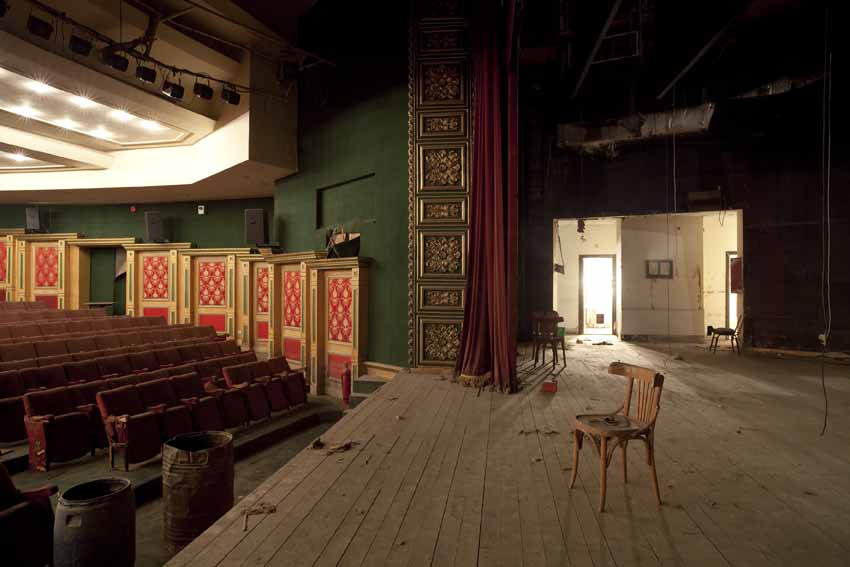 31. Stage of Radio Cinema, Cairo, 2010