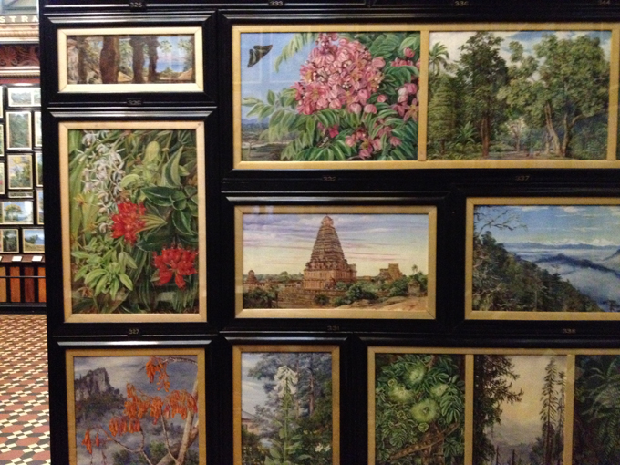 How Did I Not Know About The Marianne North Gallery