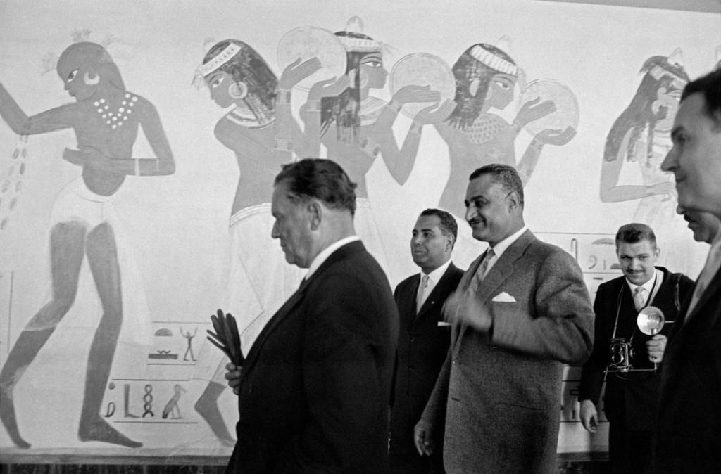 Nasser+Tito