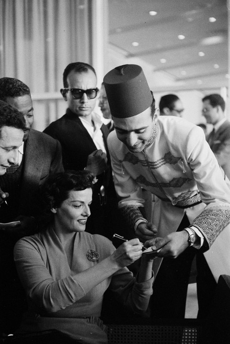 EGYPT.Cairo. Nile Hilton. Inauguration.