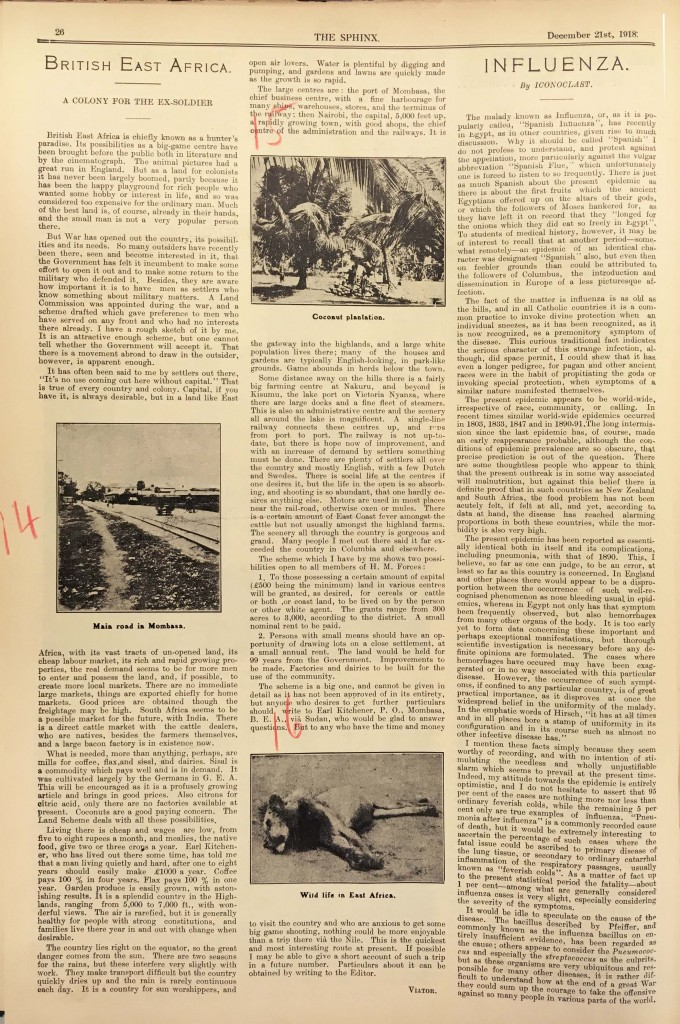 012 The Sphinx 21 Dec 1918