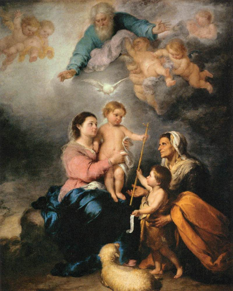 Bartolomé_Esteban_Perez_Murillo_-_The_Holy_Family_(The_Seville_Virgin)_-_WGA16379